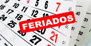 FUNCIONAMENTO DO COMÉRCIO PARA O FERIADO DE 01/05/2020 – DIA DO TRABALHADOR